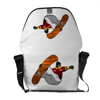 Snowboarding Courier Bags