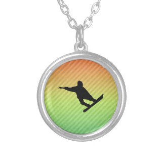 Snowboarding Necklaces
