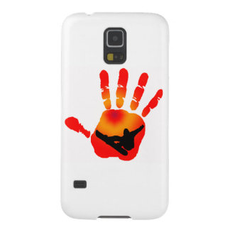 SNOWBOARDING NEW WAVES GALAXY S5 CASE