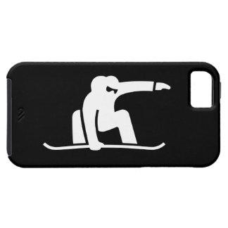 Snowboarding Pictogram iPhone 5 Case