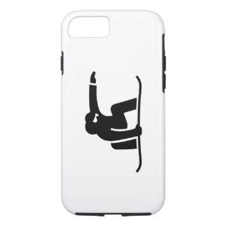 Snowboarding Pictogram iPhone 7 Case