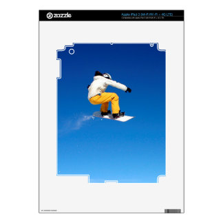 Snowboarding Skins For iPad 3