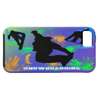 Snowboarding - Snowboarders Case-Mate Case iPhone 5 Cases