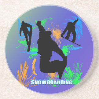 Snowboarding - Snowboarders Coaster