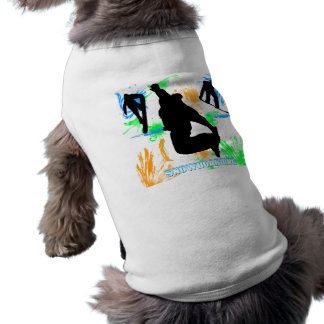 Snowboarding - Snowboarders Pet Clothing