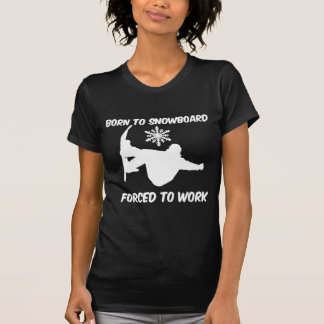 Snowboarding T Shirts
