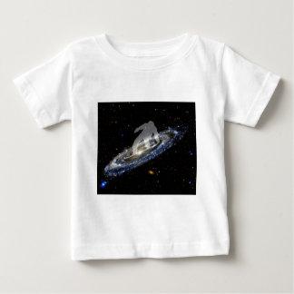 Snowboarding the Andromeda Galaxy. Baby T-Shirt