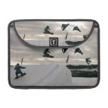 "Snowboarding Tricks 13"" MacBook Sleeve Sleeves For MacBook Pro"