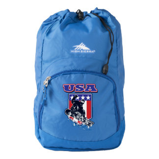 Snowboarding USA Backpack