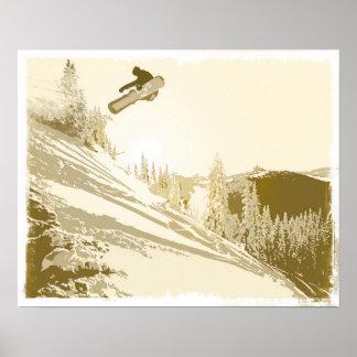 SnowboardSunset Impresiones