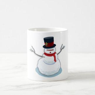 SnowBot Tazas De Café
