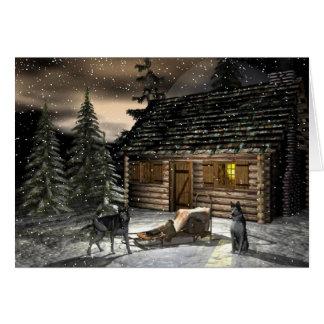 Snowbound Card