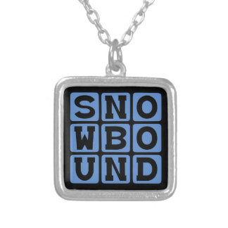 Snowbound, Headed For The Snow Jewelry