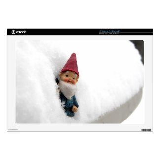 """Snowbound Hector Decal For 17"""" Laptop"""