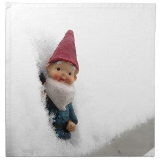 Snowbound Hector Napkin