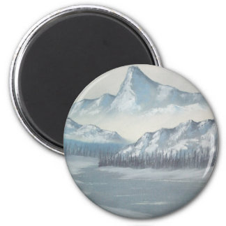Snowbound Magnet