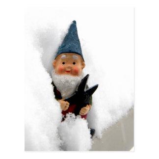 Snowbound Todd Postcard