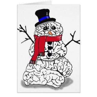 Snowbrain Card