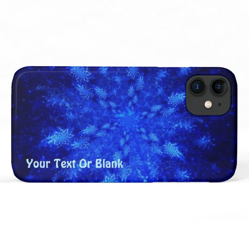 Snowburst iPhone 11 Case