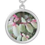 snowbush colorful plant jewelry