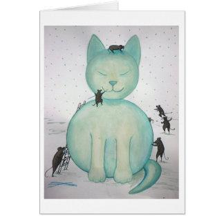 Snowcat Cards