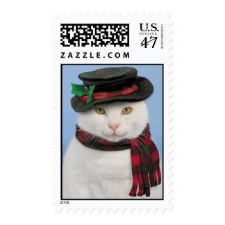 Snowcat Postage
