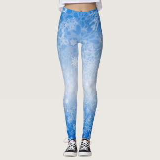 Snowcatcher Snowflake Leggings