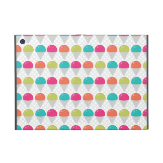 Snowcones colorido iPad mini cobertura