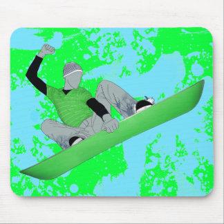 snowCORE Mouse Pad