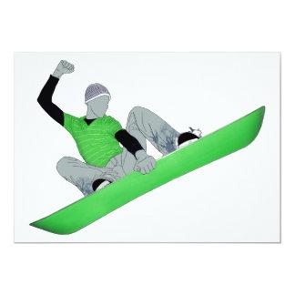 snowcore : snowboard card