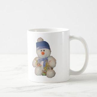 Snowcritter acogedor taza