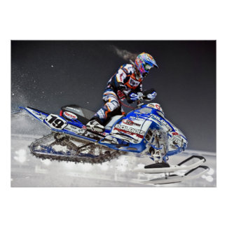 Snowcross Print