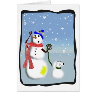 snowdog card