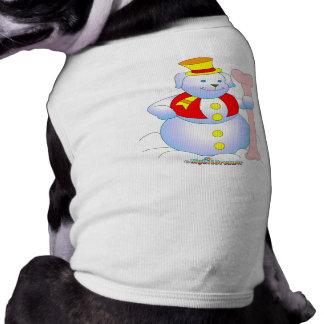 Snowdog Tee