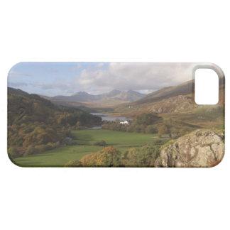 Snowdon from Capel Curig, Gwynedd, Wales (RF) iPhone SE/5/5s Case