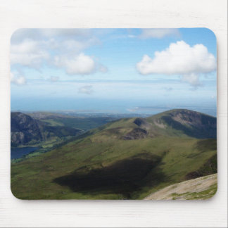 Snowdon Heights Mouse Pad