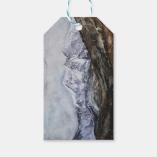 Snowdon Horseshoe in Winter.JPG Gift Tags