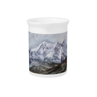 Snowdon Horseshoe in Winter.JPG Pitcher