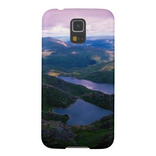 Snowdon País de Gales Fundas Para Galaxy S5