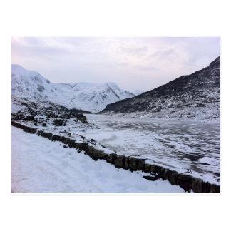 Snowdon País de Gales Reino Unido Postal