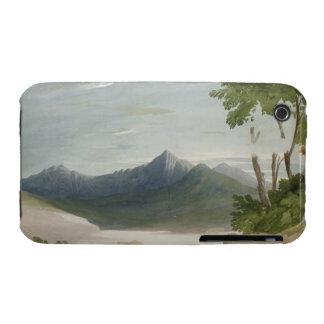 Snowdon (w/c with pencil) iPhone 3 case