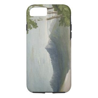 Snowdon (w/c with pencil) iPhone 7 case