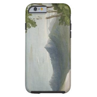 Snowdon (w/c with pencil) tough iPhone 6 case