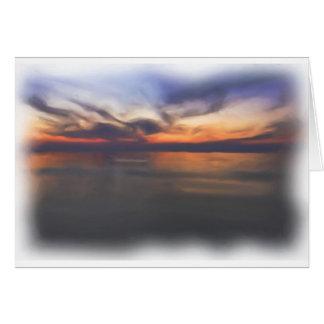Snowdonia Paintings Card