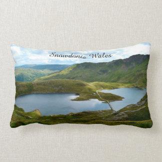 Snowdonia Wales. Lumbar Pillow