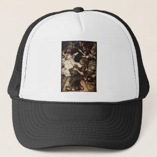 Snowdrop and the Dwarfs Trucker Hat