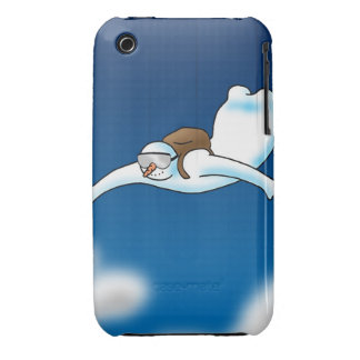 Snowdrop iPhone 3 Cover