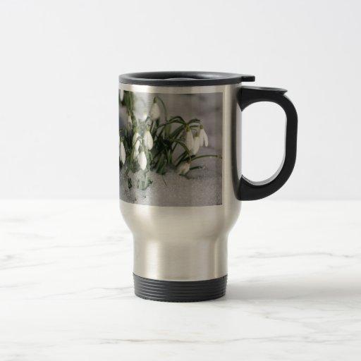 Snowdrop Coffee Mug