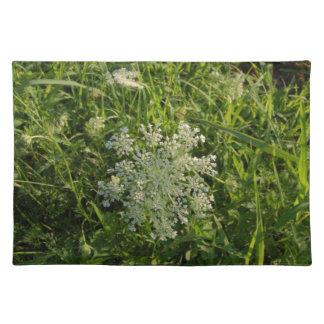 Snowdrop Flower Placemat