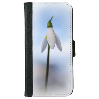 Snowdrop iPhone wallet